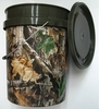 Eimer in Realtree Druck 18 Liter