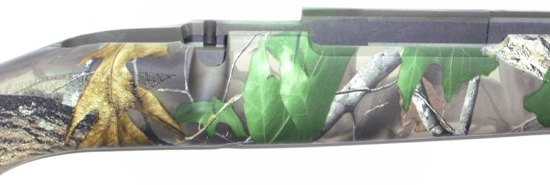 Hogue Gewehrschaft Hardwoods Green Mit Full Length Bedding