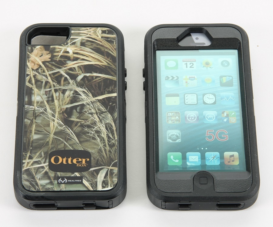 Iphone Entfernungsmesser Iphone : Otterbox defender serie case für iphone 5 5s in original realtree max4