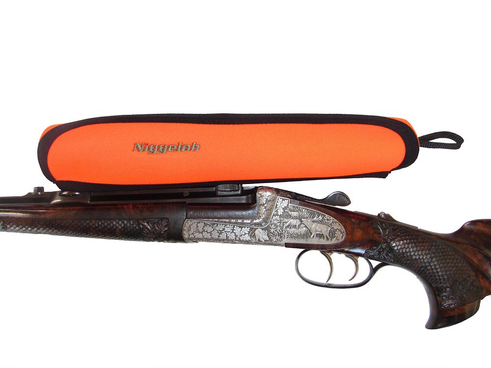 Zielfernrohr Mit Entfernungsmesser Reinigen : Zielfernrohr schutz niggeloh cover aus neopren in orange