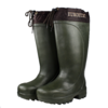 NATS Boots Green Winter Gummistiefel mit Thermo-Innenschuh in Gr. 39