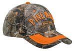Anniversary Cap Pinewood in Realtree X-tra / orange