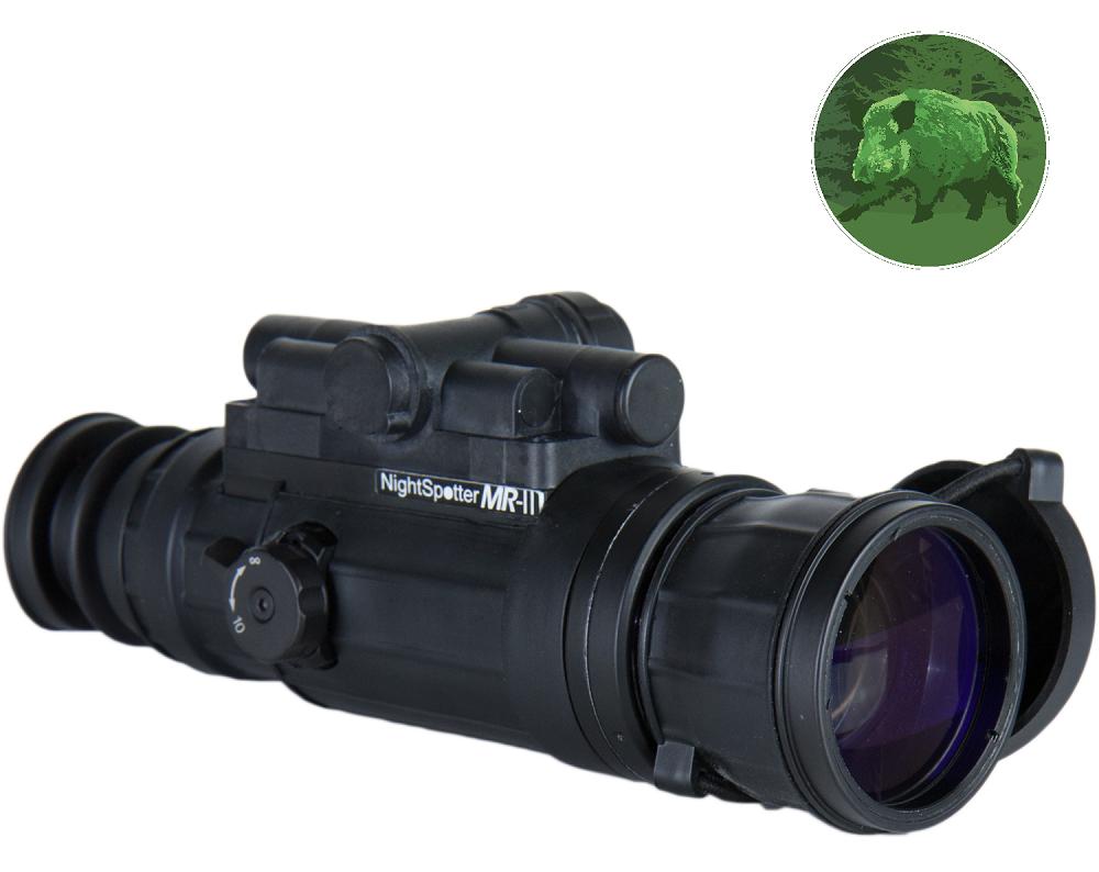Nachtsichtgerät nightspotter mr gen grün high resolution