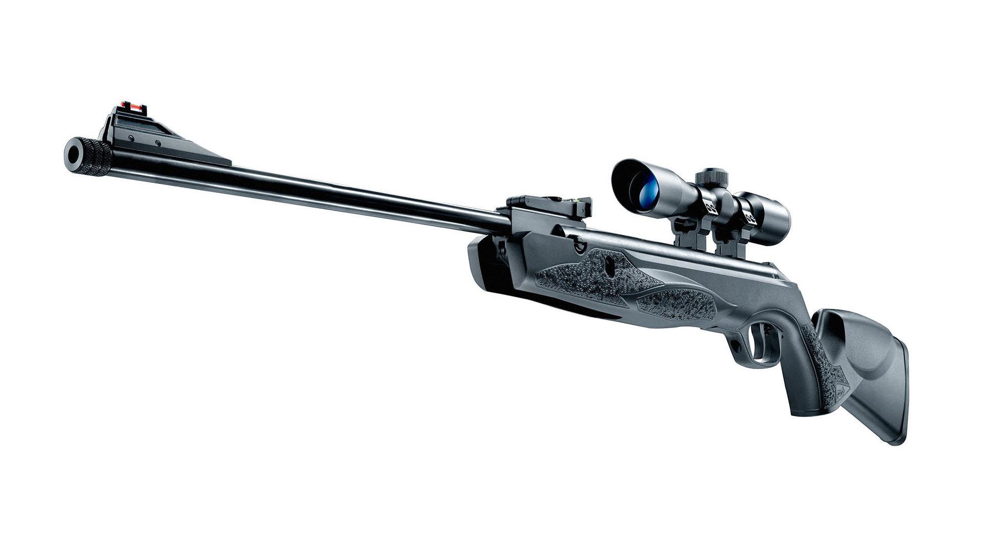 Luftgewehr walther terrus mm kit mit schalldämpfer u